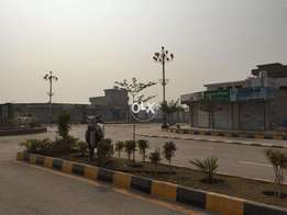 Commercial Plot Ghauri Town Phase 7
