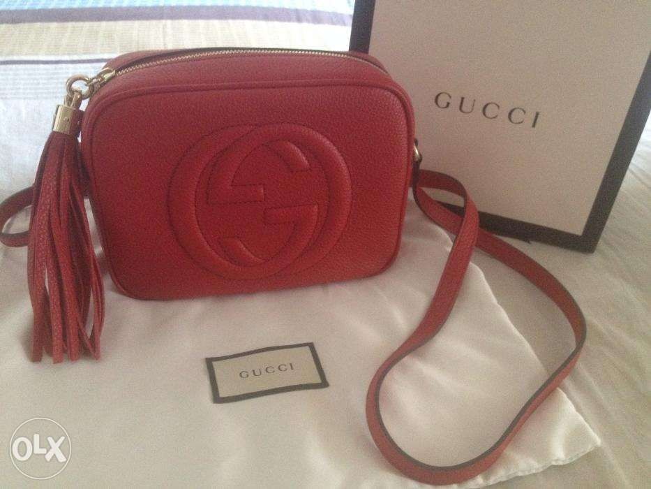 f5f2710e1aa Gucci Soho Bag Brandnew Authentic Made in Italy BestGiftEver4LoveOnes ...