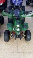 70 cc green matt color quad atv bike for sell deliver all pak