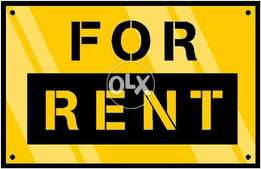 Flat for Rent in VVIP Block 17 Gulshan e iqbal near national stadium