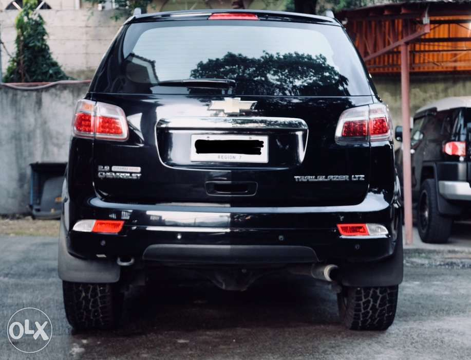 Rush Chevy Trailblazer 4x4 Fortuner Mux Montero Everest