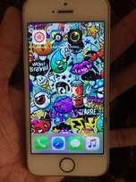 Iphone 5s Gold finger issu