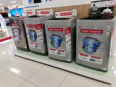 Mesin cuci LG Smart Inverter 1tabung