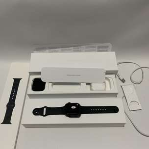 Apple Watch/iWatch 4 44MM Msh Garansi Panjang Grey (1,2,3)