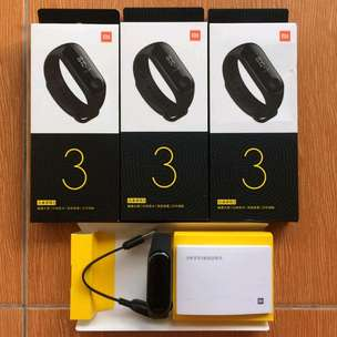 Xiaomi Miband 3 Original + Screenguard