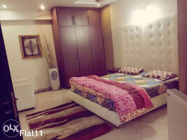 Fully furnished 3 bedroom house for rent in bahria town ph 1