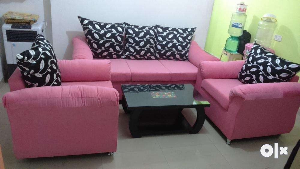 Nice design Sofa set 3+1+1 wholesale price 18999 with pillow in ...