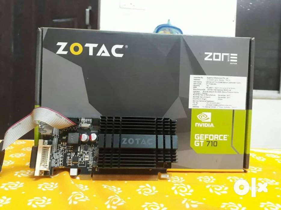 i want to sell my graphic card gt 710 with driver durg