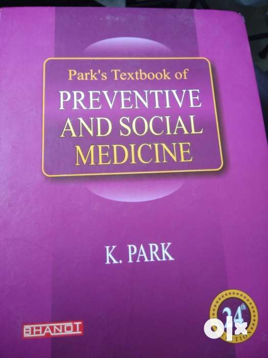 Parks textbook of preventive and social medicine by k park book mark as favorite show only image parks textbook of preventive and social medicine fandeluxe Image collections