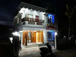 Excellent New house kazhakoottam kinfra park