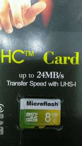 Memori 8gb Microflash