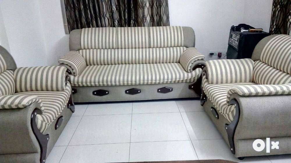 Stupendous Office Sofa Set Olx Sofa Ideas Gmtry Best Dining Table And Chair Ideas Images Gmtryco