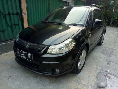 Suzuki SX4 2008 manual CASH