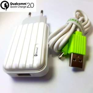Charger Greenvod Qualcomm 2.0 Android
