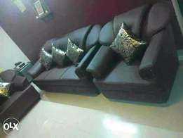 Sofa traditional yet contemporary Feel d gud ness