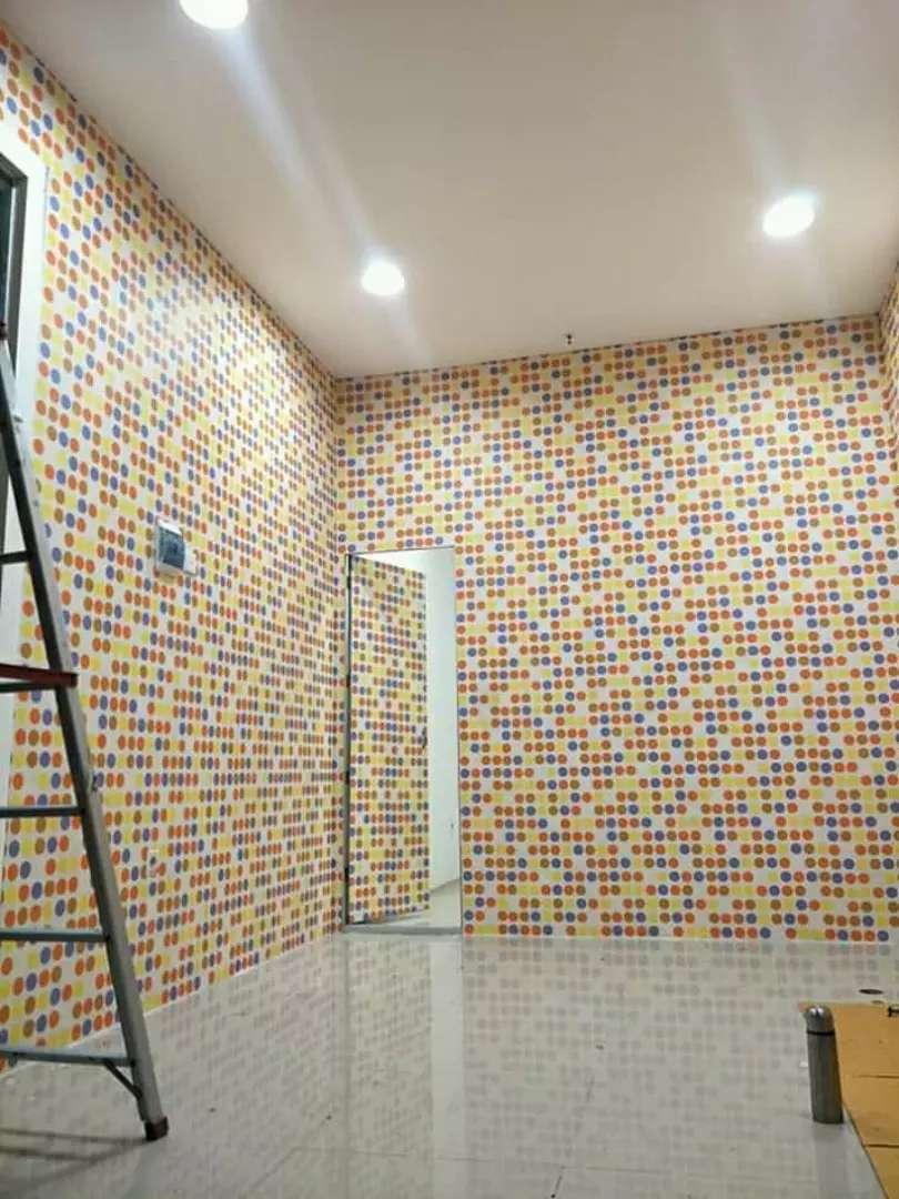 Wallpaper Dinding Motif Terbaru Dan Terpopuler Dekorasi Rumah 800319072