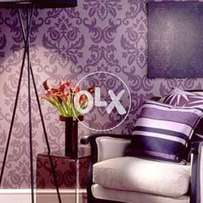 Wallpaper & Wooden Floor & vinyl Floor & All interior product Hub
