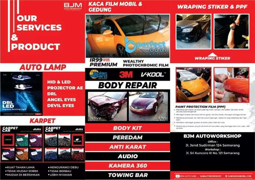 One Stop Automotive >> Bjm One Stop Car Solution Aksesori 764458224