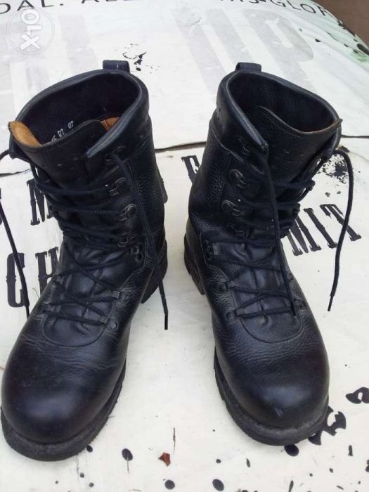 Genuine Issue German Army Para Boots In Teresa, Rizal