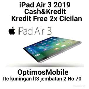 TabLet Apple iPad Air 3 64GB Wifi Termurah