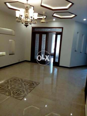 Ten marla Ground portion For rent in phase 2 Bahria Town
