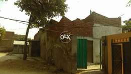 Corner Simple House for sale