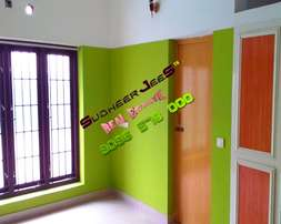 Near West Fort,3 BHK,First Floor With Car Parking...SudheerJeeS...