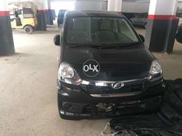 daihatsu mira black colour L pakage eco idle automatic demand 12.60000