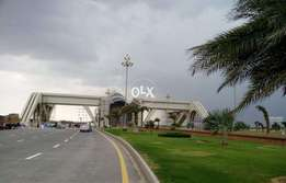 Bahria Town 125 Sq Yard Without++Number Plot File For Sale Karachi