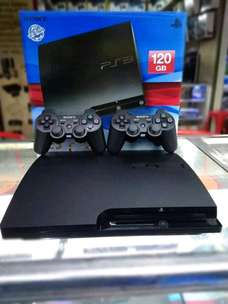 ps 3 hardish 120GB