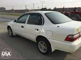TOYOTA 2od in its geniune condition unbelieveable