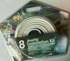 Fast selling Amplifier wiring kit for cars 8