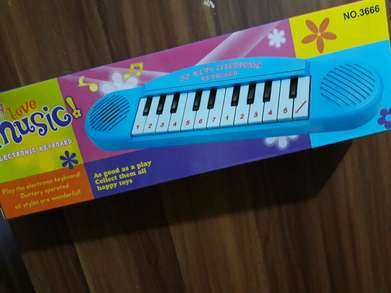 Piano/electrinic keyboard