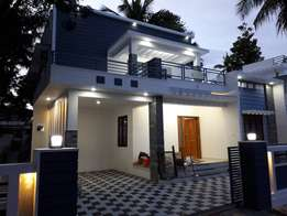 Ground floor 2bhk Total 3bhk attached House