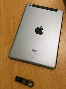 Ipad Mini 3 16GB Suport simcard 4G LTE