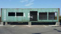 Container converter.