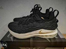 reputable site 30510 55cf2 nike Lebron 15 Low 8.5 not adidas boost jordan kd kobe kyrie
