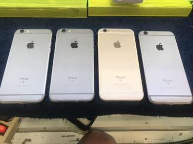 iPhone 6s 16GB Ext Inter Garansi Personal 1bln