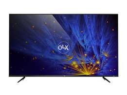 Tcl 43 P6 UHD led TV on installment just 9900 advance