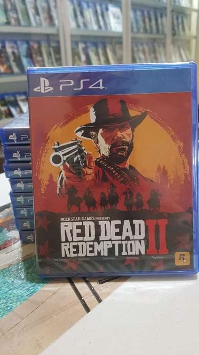 Red Dead Redemption PS4 NEW