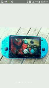 ps vita slim like new