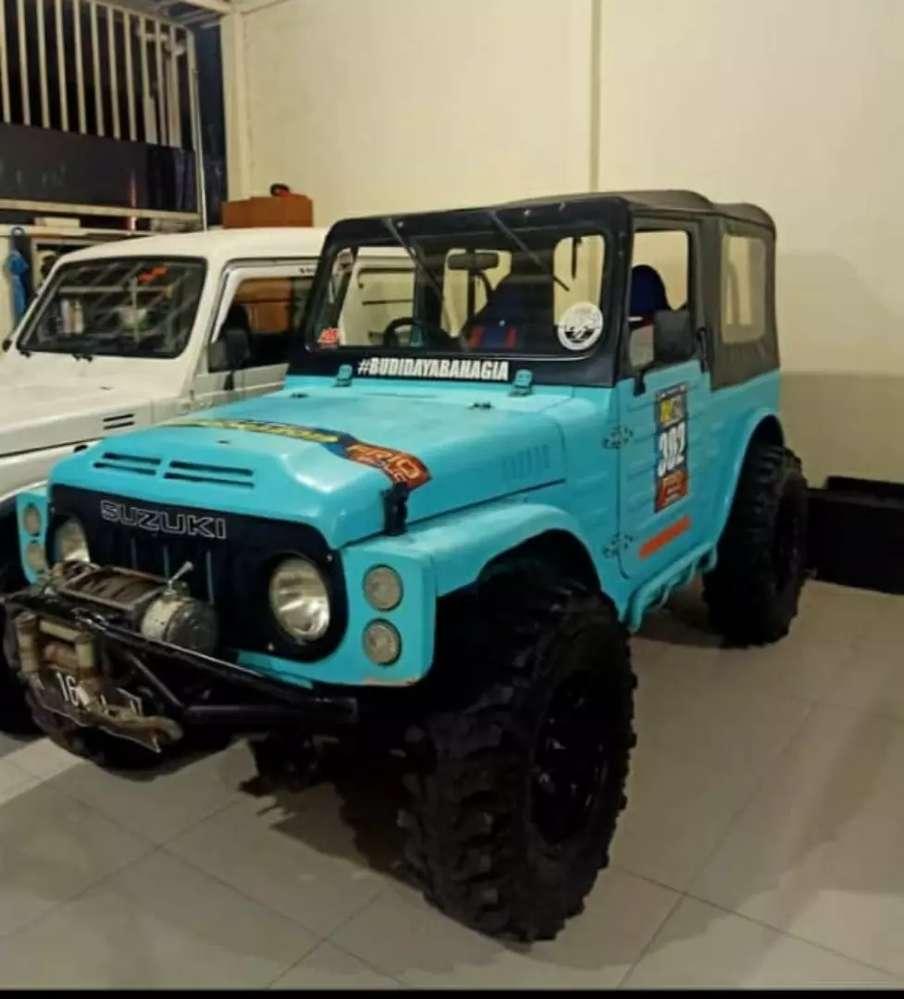 Jual Beli Mobil Bekas Suzuki Jimny Biru Jeep Di Indonesia Murah Di Indonesia Olx Co Id
