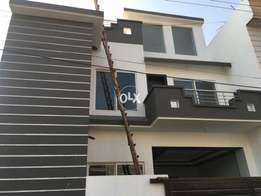 House at shahzaman town five marla at 107 lac demand