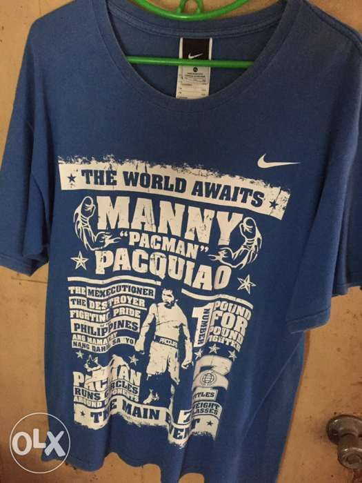 e43926c29685 Nike Manny Pacquiao shirt in Sorsogon City