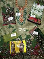 Summer Lawn Collection for Ladies