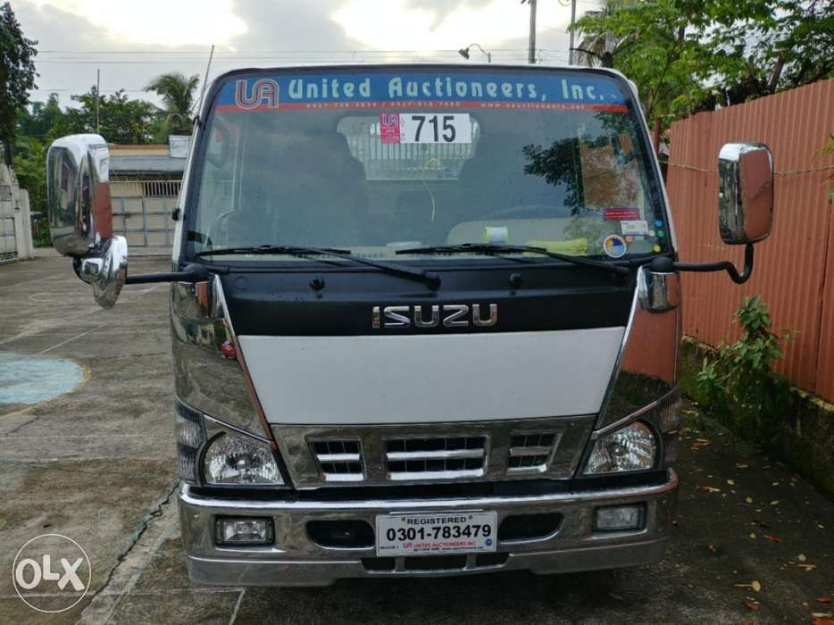 Isuzu Mini Dump Truck 4HL1 ...