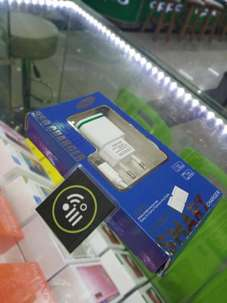 Ready wal charger samsung micro led 2 usb quick charge