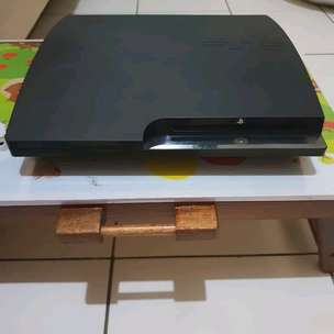 ps3 slim cf 250gb segel asli void istimewa sekali