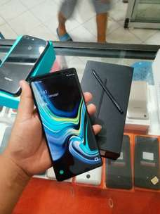 samsung note 9 like new