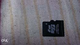 2 X Mobile Memory Cards (2GB Each)